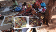 Walpiri women dreaming artwork | Tji Tji Doctor